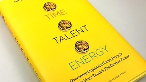 Time Talent Energy Bain Amp Company