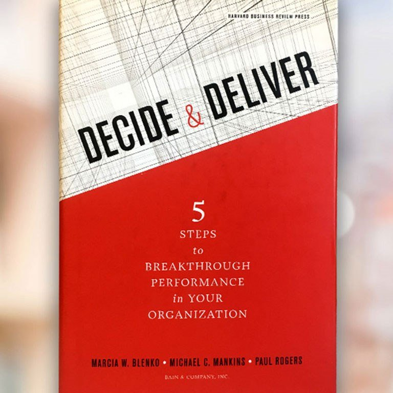 The Five Steps to Better Decisions - Bain & Company