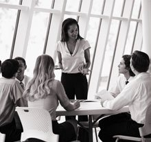 Who's responsible for employee engagement?