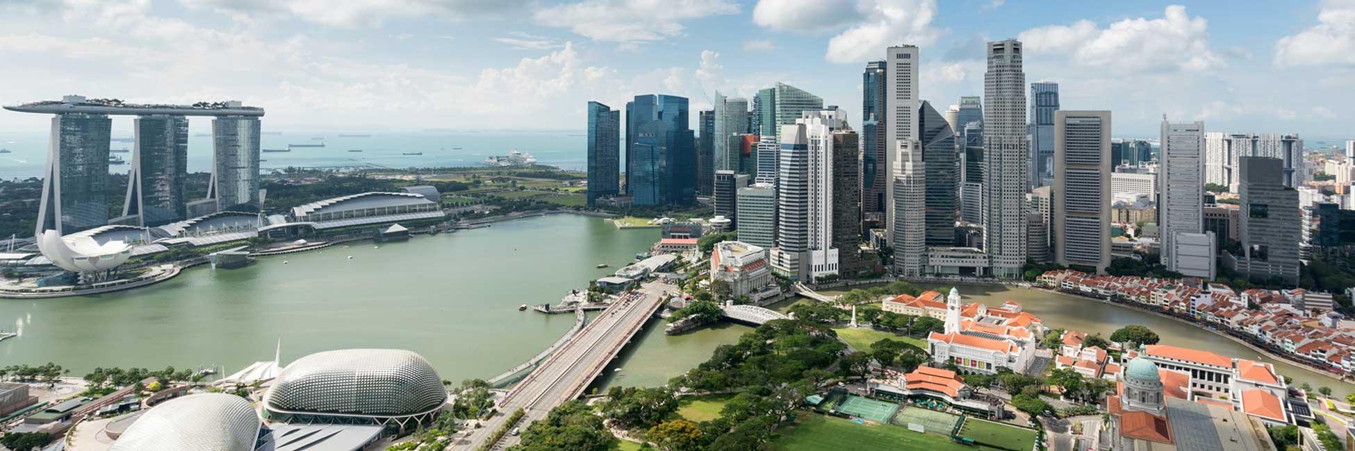 Singapore office - Bain & Company