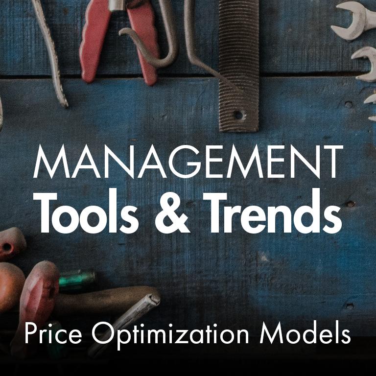 Management Tools Price Optimization Models Bain Company