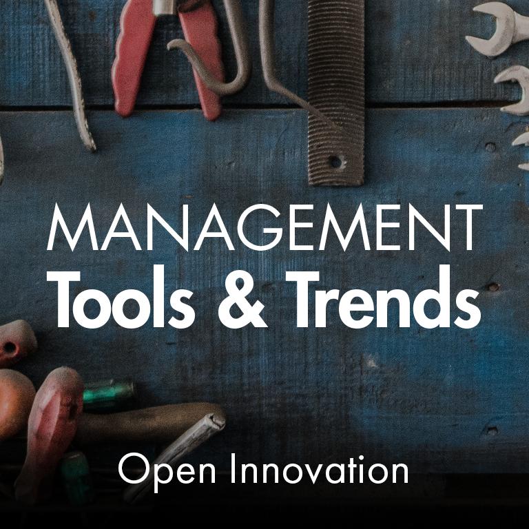 Management Tools Open Innovation Bain Company