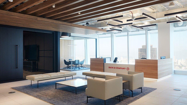 San Francisco office - Bain & Company